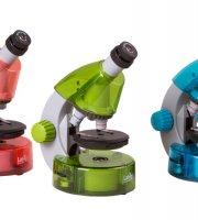 Levenhuk LabZZ M101 mikroszkóp-különböző színekben
