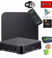 OTT Android SMART TV BOX