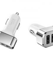 Trial szivargyújtós USB töltő