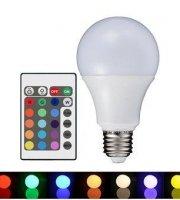 7 W RGB LED izzó