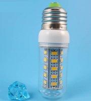 LED izzó 36 ledes E27 foglalattal