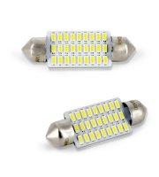 LED izzó CLD024 Sofit 10x39mm-1,5W-189l-27 SMD LED 2 db/bliszter
