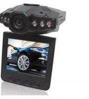 Reon Magyar menüs Autós eseményrögzítő biztonsági kamera - Színes monitorral és éjjellátó funkcióval, HD DVR