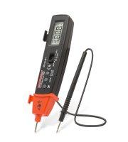 Digitális multiméter LED lámpával