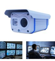 IR CCTV HD biztonsági kamera, alumínium házzal