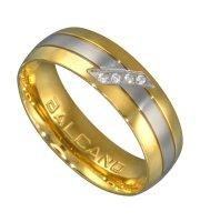 You & Me Collection - Karikagyűrű, jegygyűrű (ES2944P)