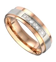 You & Me Collection - Karikagyűrű, jegygyűrű (ES1641P)