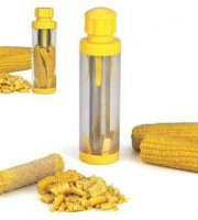 Kézi kukorica hámozó/szemező
