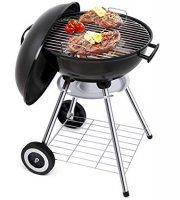 Hagyományos BBQ Grillsütő, gurulós kivitelben