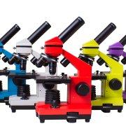 Levenhuk Rainbow 2L PLUS mikroszkóp - különböző színekben