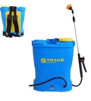 Straus - 16 Literes akkumulátoros háti permetező