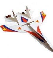 SU-27 RC elektromos vadászrepülőgép modell