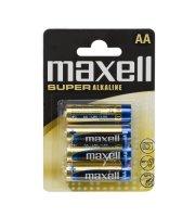 Ceruza elem AA - LR6 XL Super Alkaline - 1,5 V 4 db/bliszter