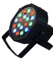 Multifunkcionális mini LED discofény