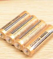 4 db AA ceruza elem