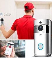 SmartHome - Vezeték nélküli kapucsengő