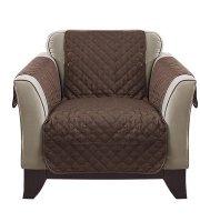 Kétoldalas fotelvédő takaró