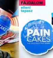 Pain Cakes - Hűsítő zselé - A fájdalom csillapításáért