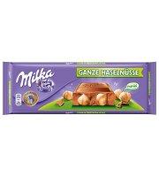 Milka Egészmogyorós tejcsokoládé, 270g