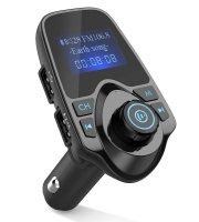 Többfunkciós bluetooth autós kihangosító, MP3 lejátszó