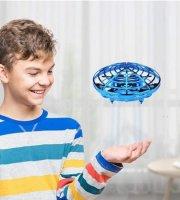 Intelligens, szenzoros UFO játék - légy a levegő királya! - KÉK