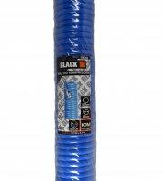 Black kompresszor spirál tömlő 10m