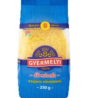 GYERMELYI Száraztészta 8T Cérnácska, 250 g