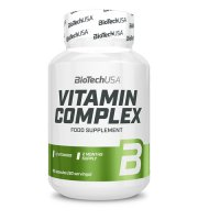 BioTech USA - Vitamin Complex 60 kapszula