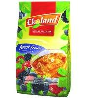 EKOLAND Instant tea utántöltő erdei gyümölcsös 300 g