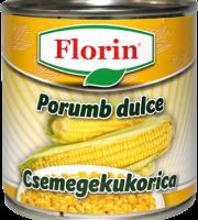 Csemege kukorica dobozos Florin, 425 ml
