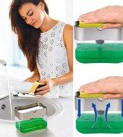 Tisztítószer és szappanadagoló