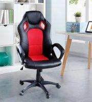 Gamer szék basic - Piros