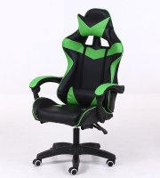 RACING PRO X Gamer szék - Zöld-Fekete