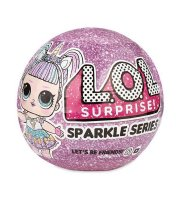 L.O.L Surprise Sparkle Series, a legcsillogóbb LOL babák