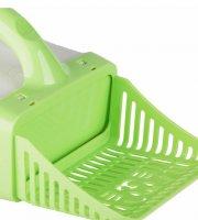 Mágikus macskaalom lapát zöld