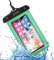 Vízálló telefontok, vízhatlan telefontok Zöld