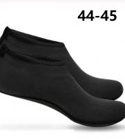 Vizicipő, tengeri cipő, úszócipő, fürdő cipő 44-45 Fekete