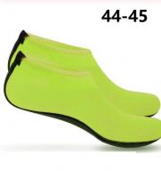 Vizicipő, tengeri cipő, úszócipő, fürdő cipő 44-45 Neonzöld