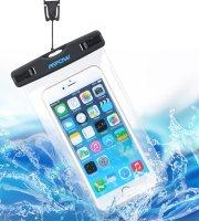 Vízálló telefontok, vízhatlan telefontok Fehér
