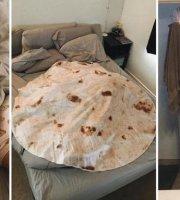 Burritó takaró 183 cm