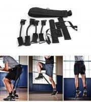 Jump Trainer - Edzőheveder készlet, saját testsúlyos edzéshez