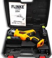 Flinke - Akkumulátoros orrfűrész, 25 V
