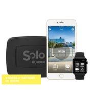 Okostelefonnal vezérelhető Bluetoothos távvezérlő kapunyitó, 4 kapuhoz, 50 (max.250) felhasználónak