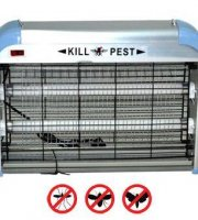 Pest Killer - UV fénycsöves, elektromos rovarcsapda