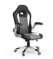 Gamer szék - lehajtható karfával