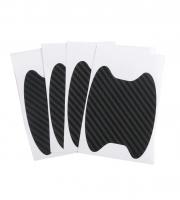 Karcolásvédő fólia autófogantyú alá fekete