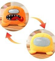 Kifordítható plüss Narancs-Citrom