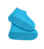 Cipővédő szilikon kék S (30-34)