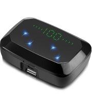 M11 Bluetooth Fülhallgató Digitális Töltőtokkal
