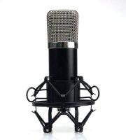 Professzionális kondenzátoros mikrofon